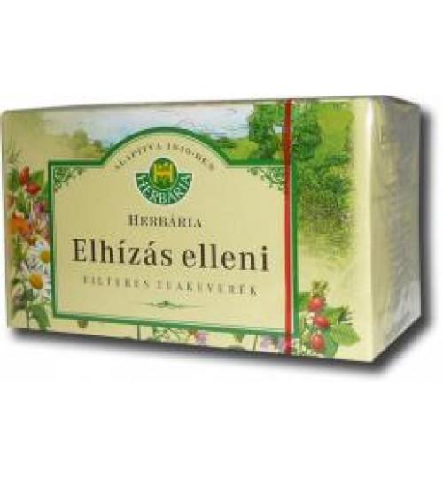 HERBÁRIA TEA ELHÍZÁS ELLENI FILTERES