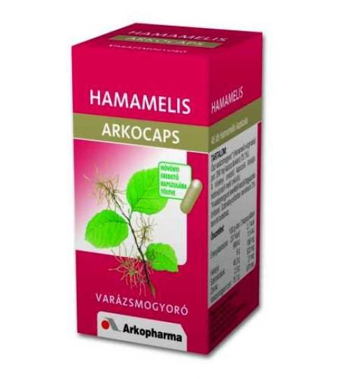 ARKOCAPS HAMAMELIS VARÁZSMOGYORÓ KAPSZULA