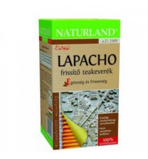 NATURLAND TEAKEVERÉK LAPACHO FILTERES