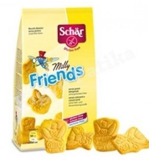 GLUTÉNMENTES SCHAR MILLY FRIENDS KEKSZEK