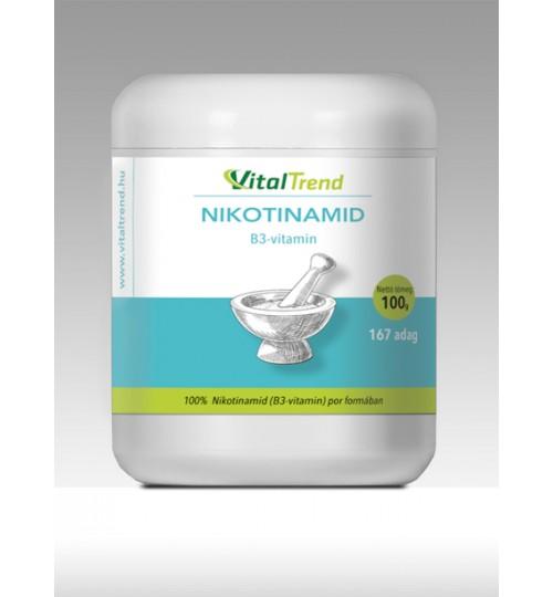 CASA NIKOTINAMID POR (B3-VITAMIN)