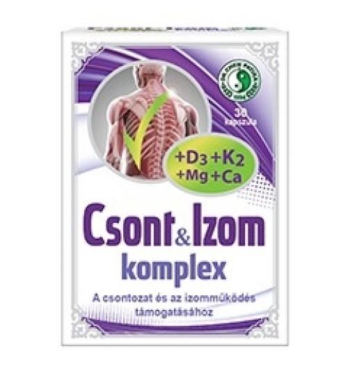 DR.CHEN CSONT- IZOM KOMPLEX TABLETTA