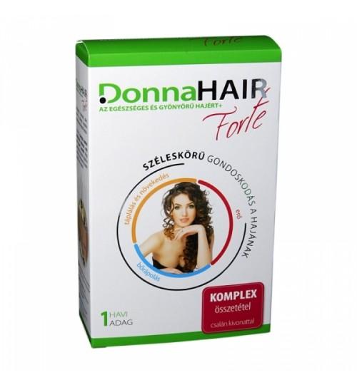 DONNA HAIR FORTE KAPSZULA 90DB