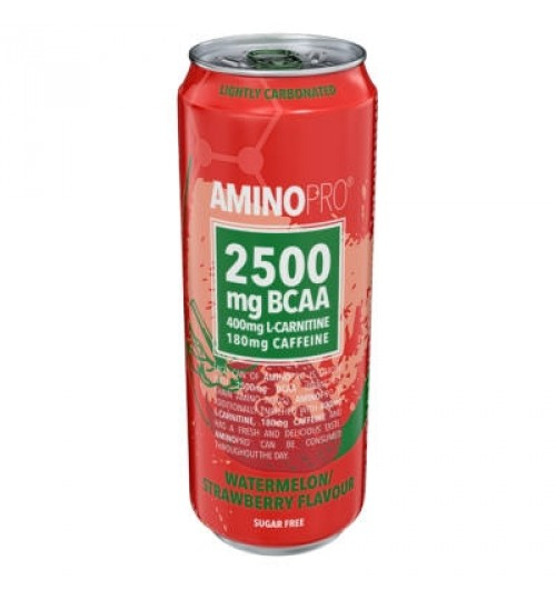 AMINOPRO BCAA GÖRÖGDINNYE-EPER ITAL 330 ml