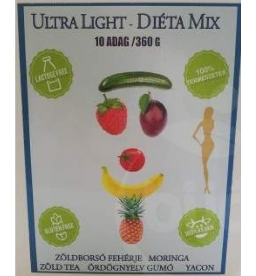 ULTRA LIGHT DIÉTA MIX 360 g