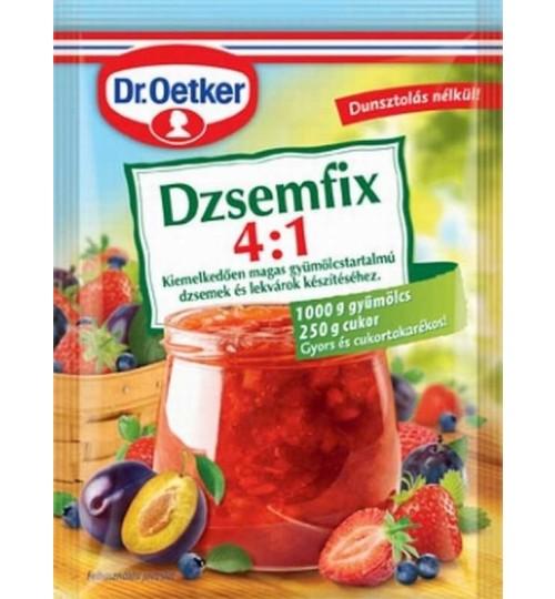 DR.OETKER DZSEMFIX 4:1 20 g
