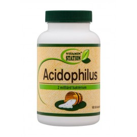 VITAMIN STATION ACIDOPHILUS TABLETTA