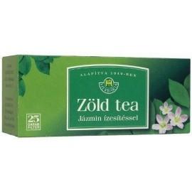 HERBÁRIA TEA JÁZMIN ZÖLD TEA FILTERES