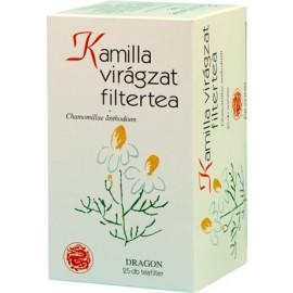 DRAGON TEA KAMILLA FILTERES
