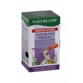NATURLAND TEA BODZAVIRÁG FILTERES