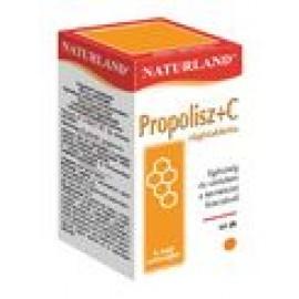 NATURLAND PROPOLISZ+C-VITAMIN TABLETTA