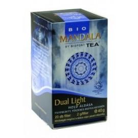 BIO MANDALA TEA DUAL LIGHT