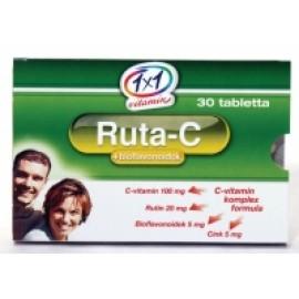 1X1 VITADAY TABLETTA RUTA-C