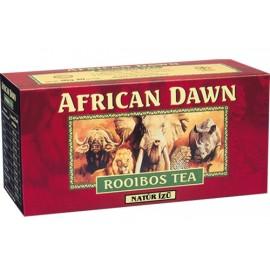 AFRICAN DAWN ROOIBOS TEA NATÚR FILTERES 40DB