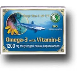 DR.CHEN OMEGA-3 KAPSZULA E-VITAMINNAL