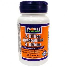 NOW ACIDOPHILUS-BIFIDUS KAPSZULA