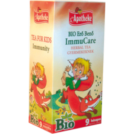 BIO APOTHEKE TEA IMMUCARE KIDS HERBAL FILTERES