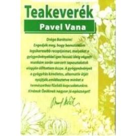 PAVEL VANA TEAKEVERÉK TISZTÍTÓ FILTERES