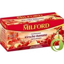 MILFORD TEA FILTERES CSERESZNYE ÉS CITROM