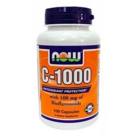 NOW VITAMIN C-1000MG + BIOFLAVONOID TABLETTA