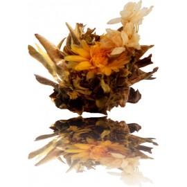 Napsugár Virágzó Fehér Tea