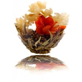 Tündérkosár Virágzó Zöld Tea