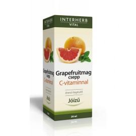 INTERHERB VITAL GRAPEFRUITMAG CSEPP C-VITAMINNAL