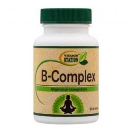 VITAMIN STATION B-COMPLEX TABLETTA