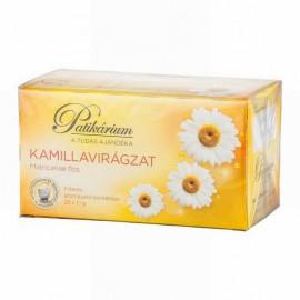 PATIKÁRIUM KAMILLAVIRÁG TEA FILTERES