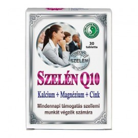 DR.CHEN SZELÉN Q10 KALCIUM MAGNÉZIUM CINK TABLETTA