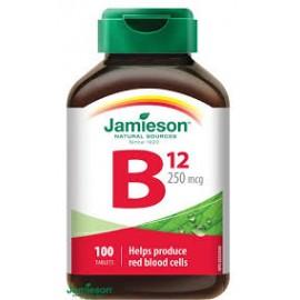 JAMIESON B12-VITAMIN TABLETTA