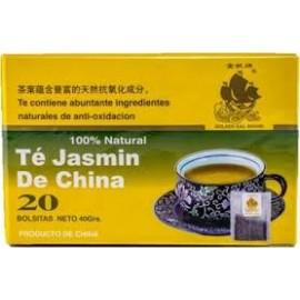 GOLDEN SAIL TEA JÁZMIN FILTERES