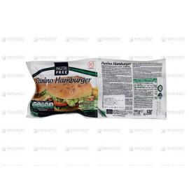 GLUTÉNMENTES NUTRI FREE HAMBURGER PANINO