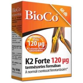 BIOCO K2 FORTE 120UG TABLETTA