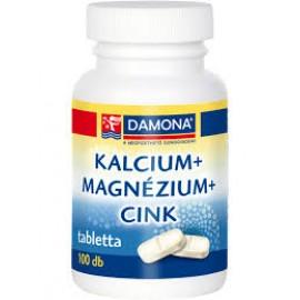 DAMONA KALCIUM + MAGNÉZIUM + CINK