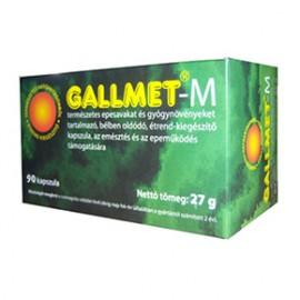 GALLMET-M KAPSZULA