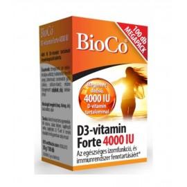 BIOCO D3 -VITAMIN FORTE 4000 IU