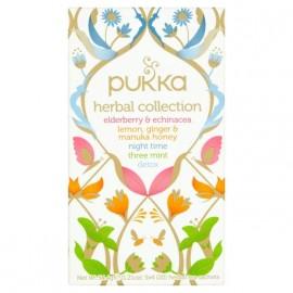 PUKKA HERBAL TEA COLLECTION