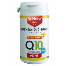 DR HERZ KOENZIM Q10 60MG KAPSZULA