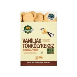 BIO BIOPONT TÖNKÖLY VANÍLIÁS KEKSZ