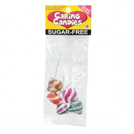 DOCTOR CANDY CARING CANDIES DOC`S POPS 5DB