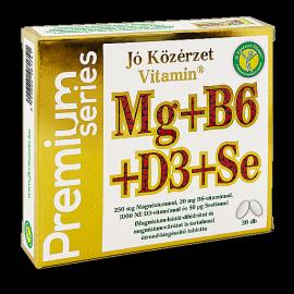 JÓ KÖZÉRZET PRÉMIUM MG+B6+D3+SE