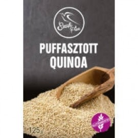 SZAFI REFORM GLUTÉNMENTES PUFFASZTOTT QUINOA 125G
