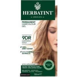 HERBATINT TERMÉSZETES TARTÓS HAJFESTÉK 9DR ( RÉZARANY)