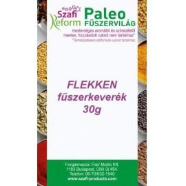 SZAFI REFORM PALEO FLEKKEN FŰSZERKEVERÉK 30G