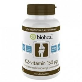 BIOHEAL K2-VITAMIN D3-VITAMINNAL 70DB