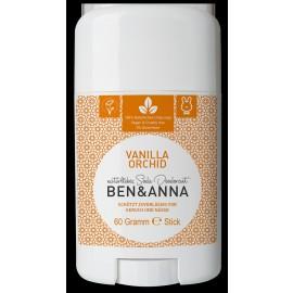 BEN-ANNA NATÚR SODA DEO STICK VANILLA ORCHID - VANÍLIA ORCHIDEA 60G