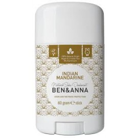 BEN-ANNA NATÚR SODA DEO STICK INDIAN MANDARINE - INDIAI MANDARIN 60G