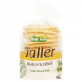GLUTÉNMENTES NETT FOOD KUKORICA TALLÉR 100G