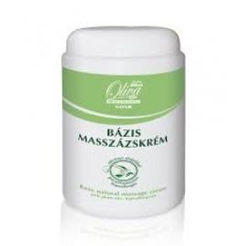 OLIVA PROFESSIONAL BÁZIS MASSZÁZSKRÉM 250ML